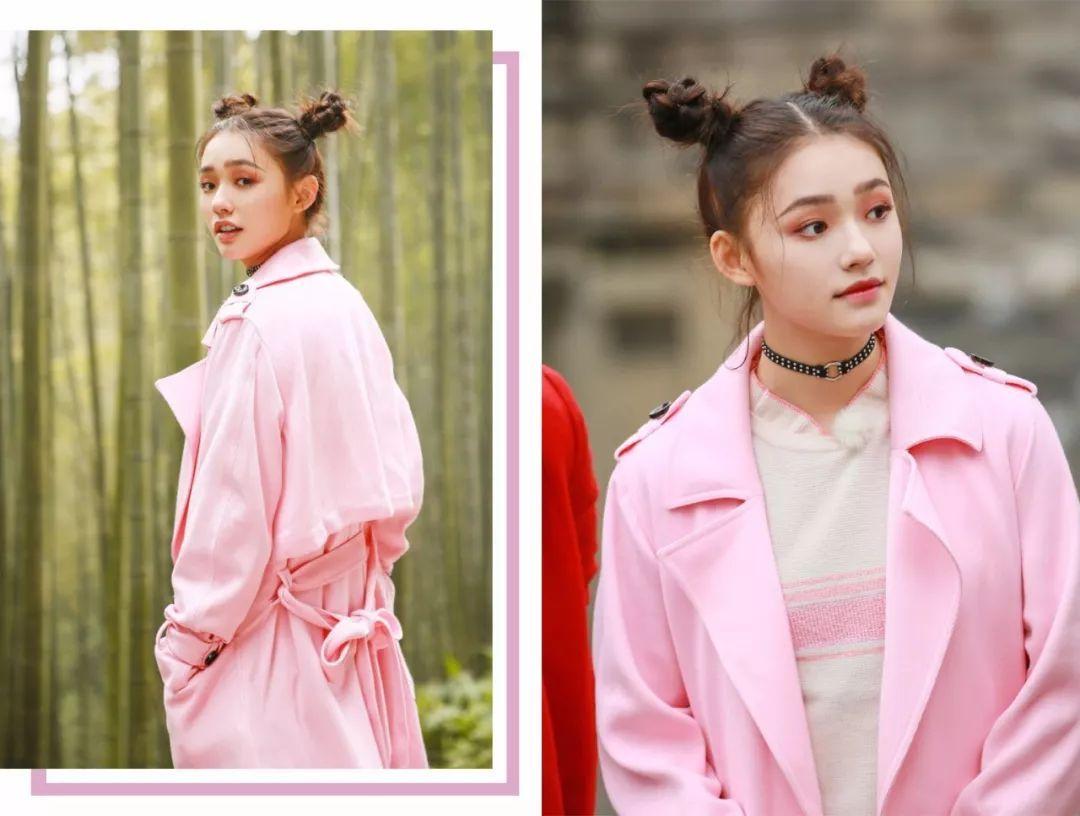 倪妮、刘亦菲都在扎的辫子,简单易学又时髦-第22张图片