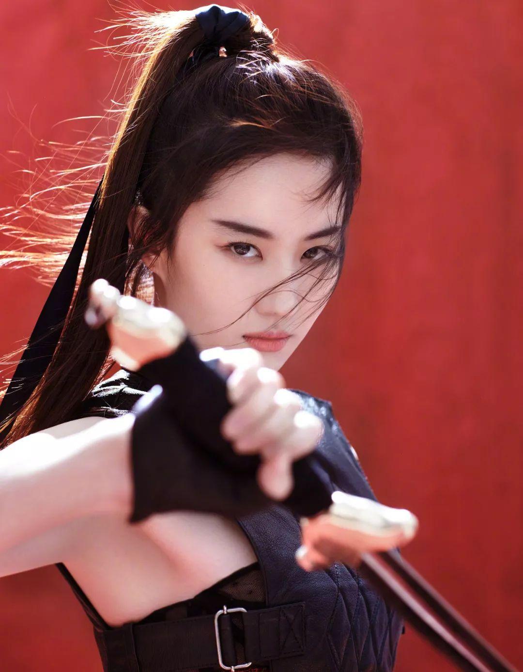 刘亦菲这次进军好莱坞,有戏-第3张图片