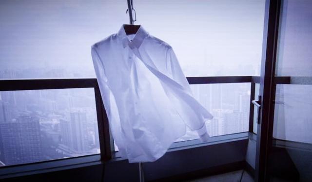 「胸针迷」刘亦菲白衬衫教科书-第36张图片