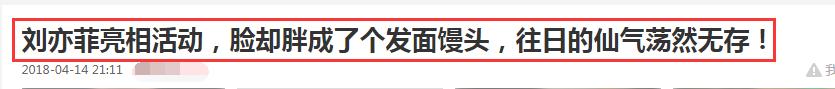 """刘亦菲怎么""""胖""""成这样了?-第15张图片"""
