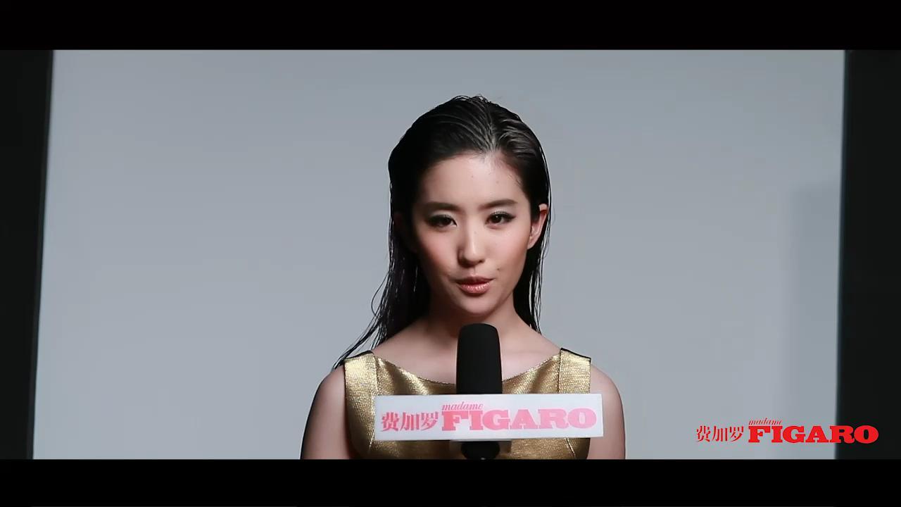 《费加罗FIGARO》杂志花絮(2013.5.7)