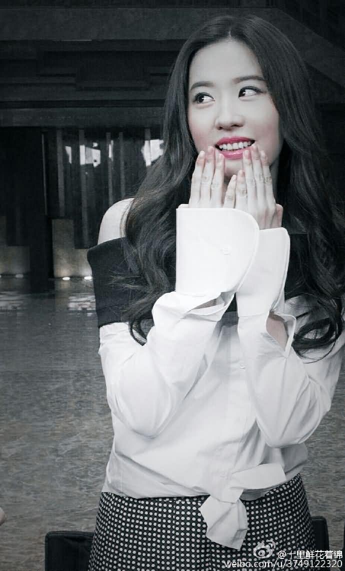 《二代妖精》萌萌哒的白纤楚杀青了[2016.12.13]