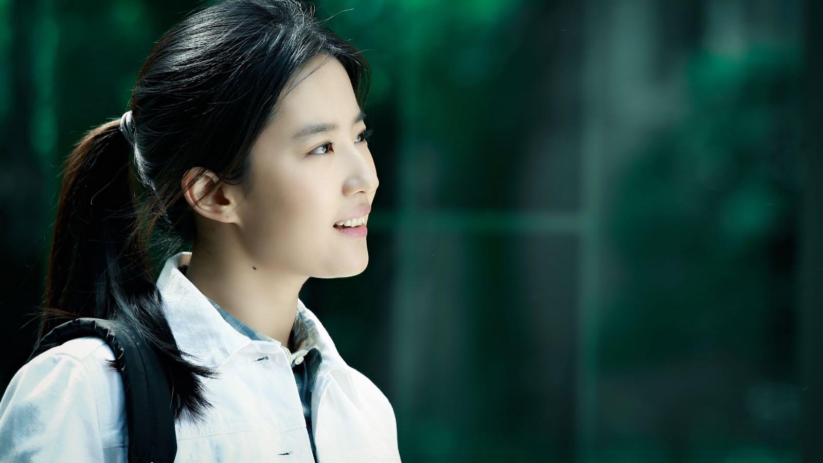 致青春2海报原图  《刘亦菲》[2016.7.12]