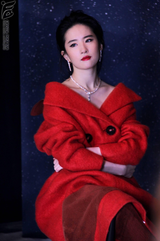 瑞丽高清花絮  《刘亦菲》[2016.6.10]