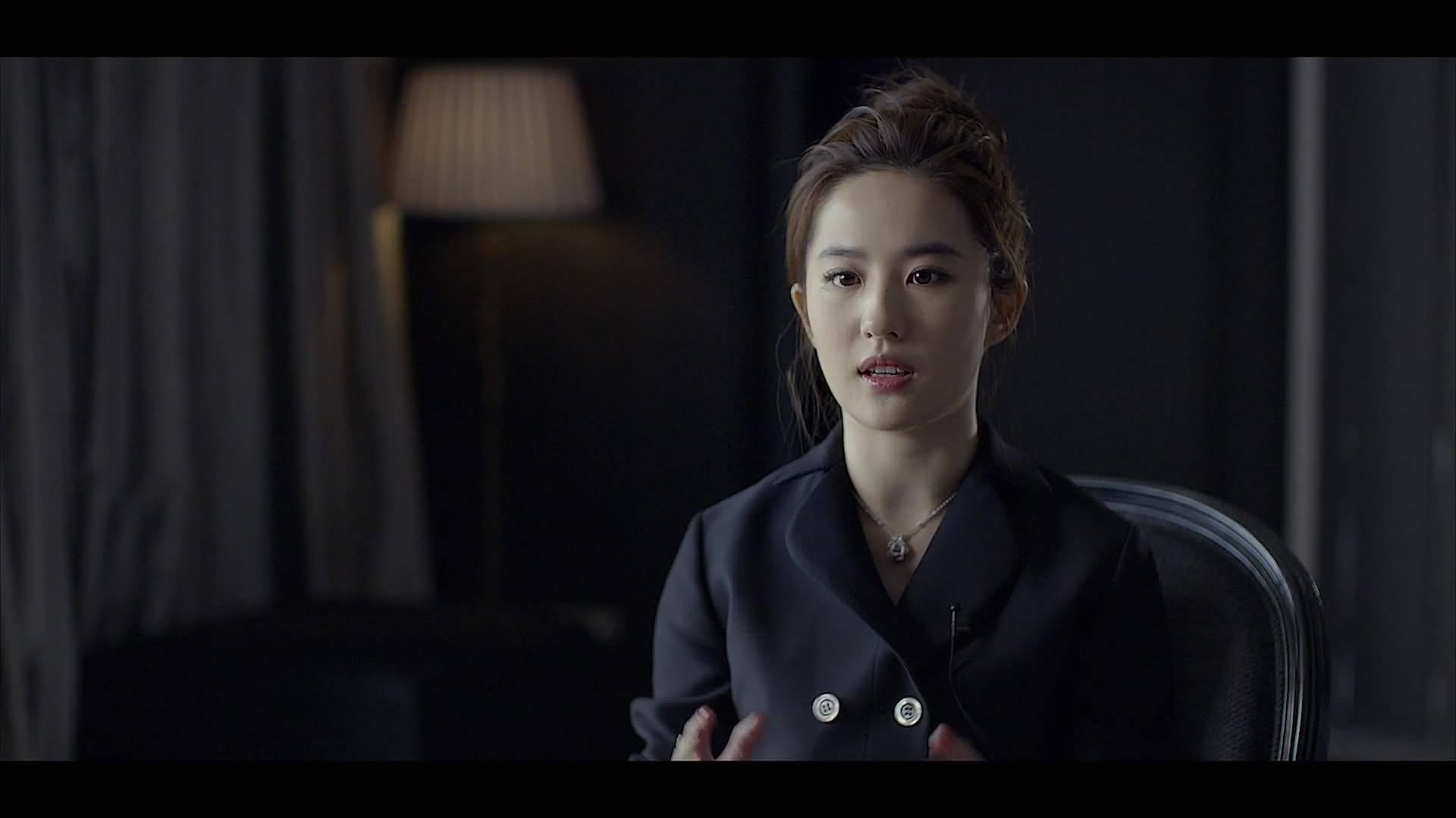 DIor访谈1080P截图 《刘亦菲》[2016.6.2]