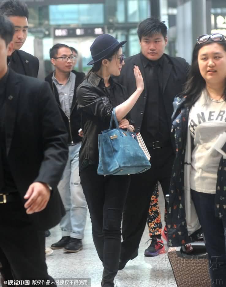上海机场(2015.10.16)