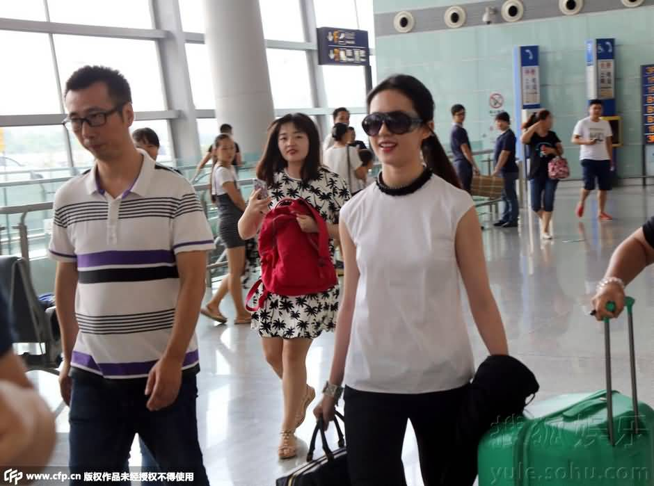 长沙机场(2015.8.11)