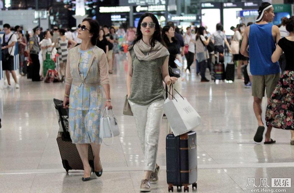 上海虹桥机场(2015.07.24)