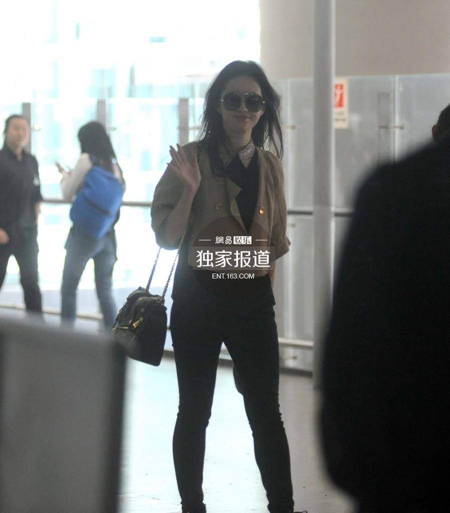 上海虹桥机场(2015.04.30)