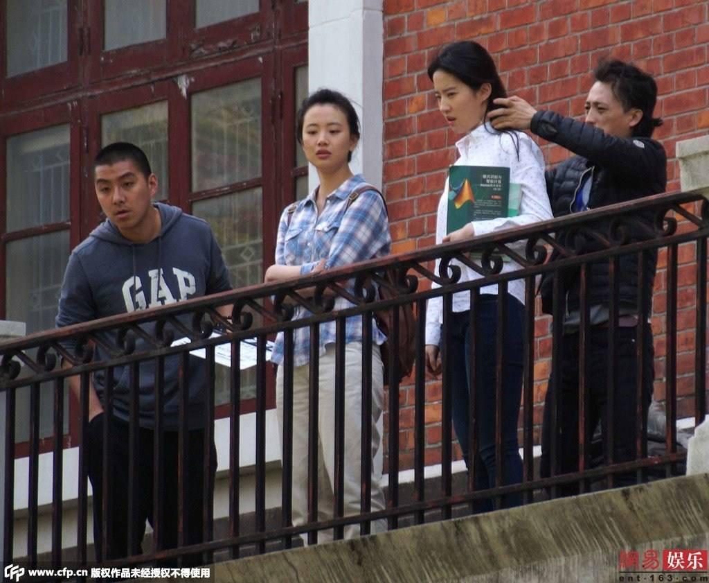 致青春:媒体报道,影迷探班,拍摄花絮图集汇总