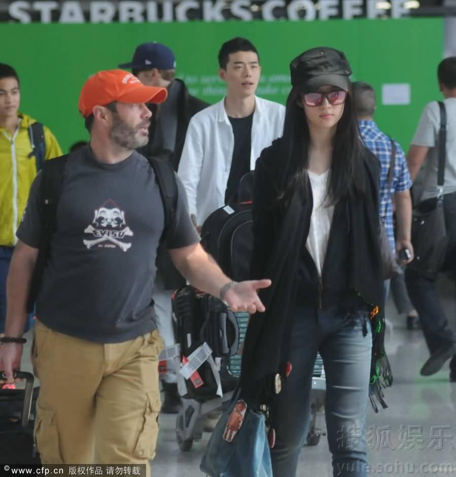 上海虹桥机场(2014.9.25)