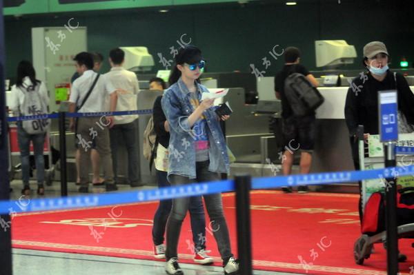 上海虹桥机场(2014.9.21)