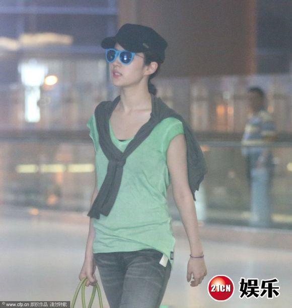 上海机场图(2014.7.28)