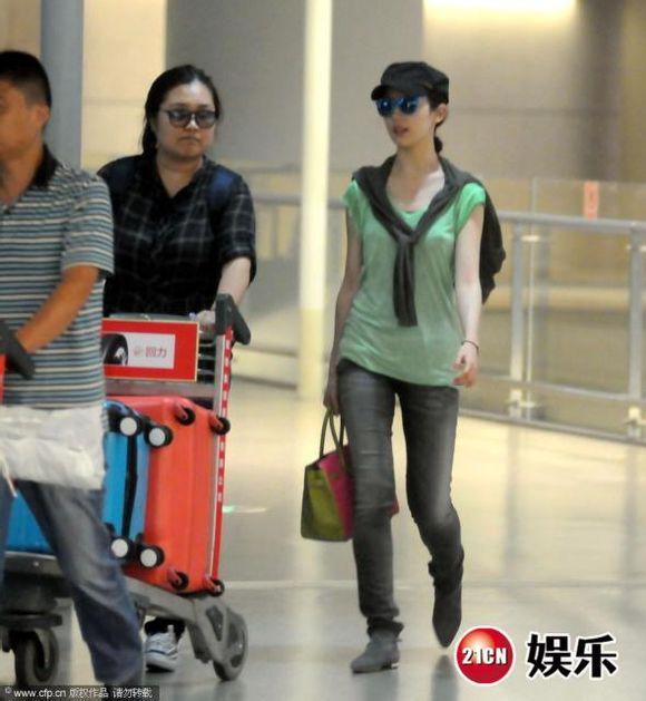 上海機場圖(2014.7.28)