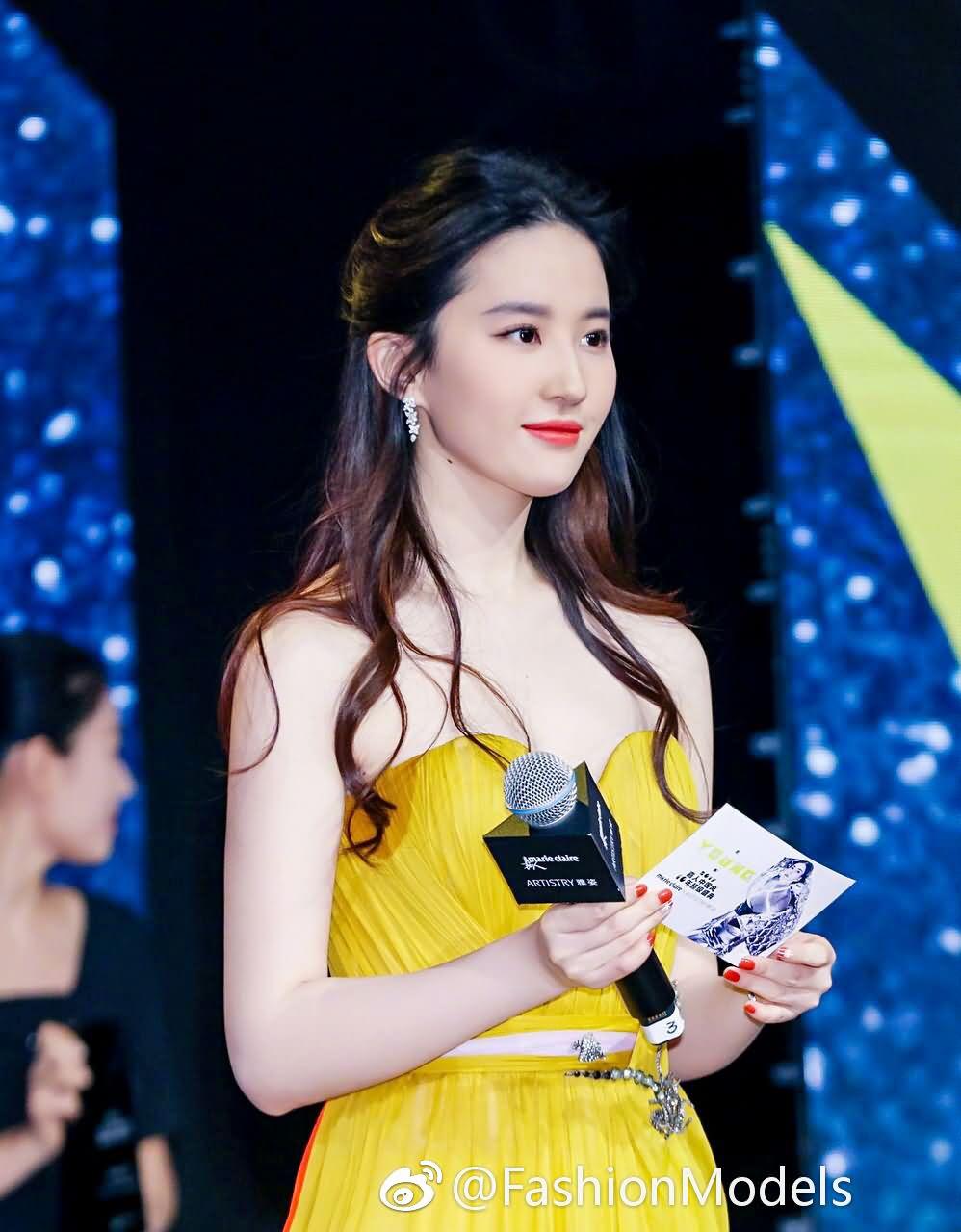 亮相2017嘉人中国风Style China十周年超级盛典