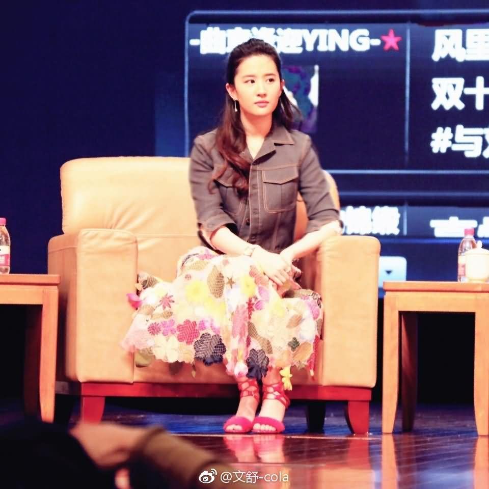 """《烽火芳菲》校园路演浙江大学,""""芳菲""""在校园"""