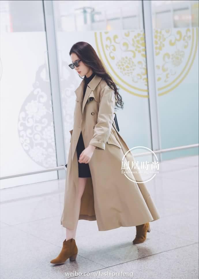 Dior官方邀请出席Dior 2017秋冬大秀【机场街拍】