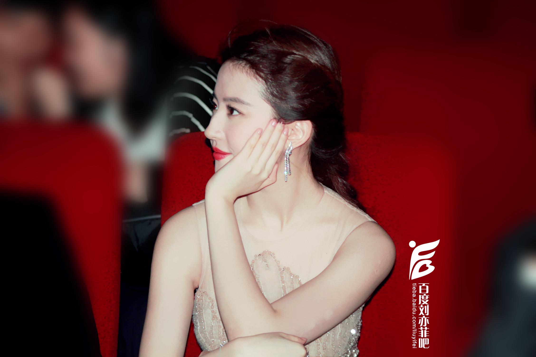 蒙特利尔电影节《刘亦菲》[2016.9.6]