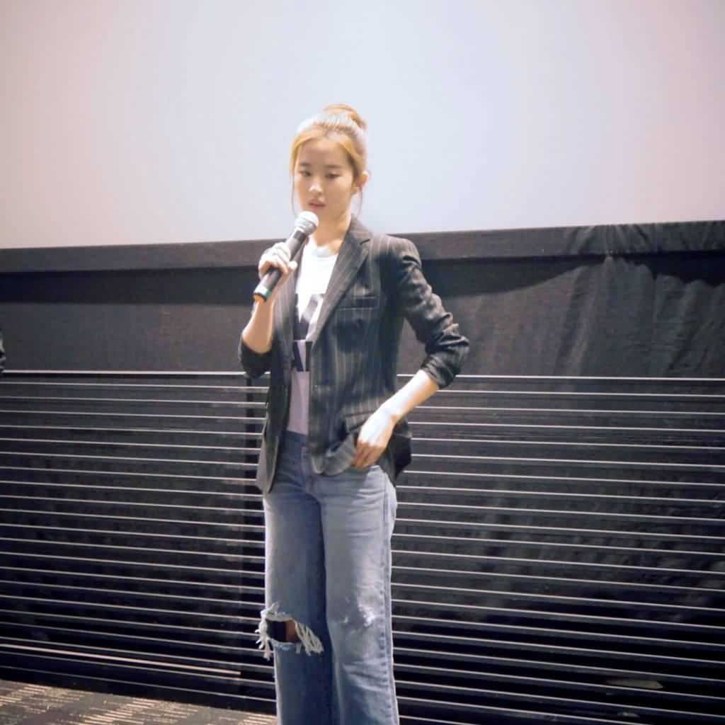 夜孔雀北京路演 《刘亦菲》[2016.5.22]