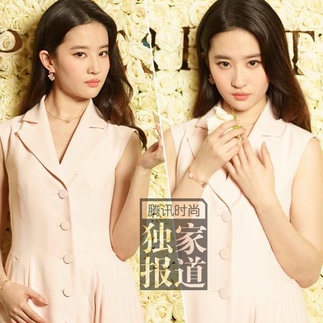 Dior迪奥花蜜系列形象大使上海新闻发布会(2015.10.15)