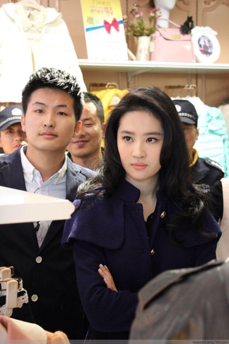 卓多姿2014中山發佈會 《刘亦菲》[2014.8.5]