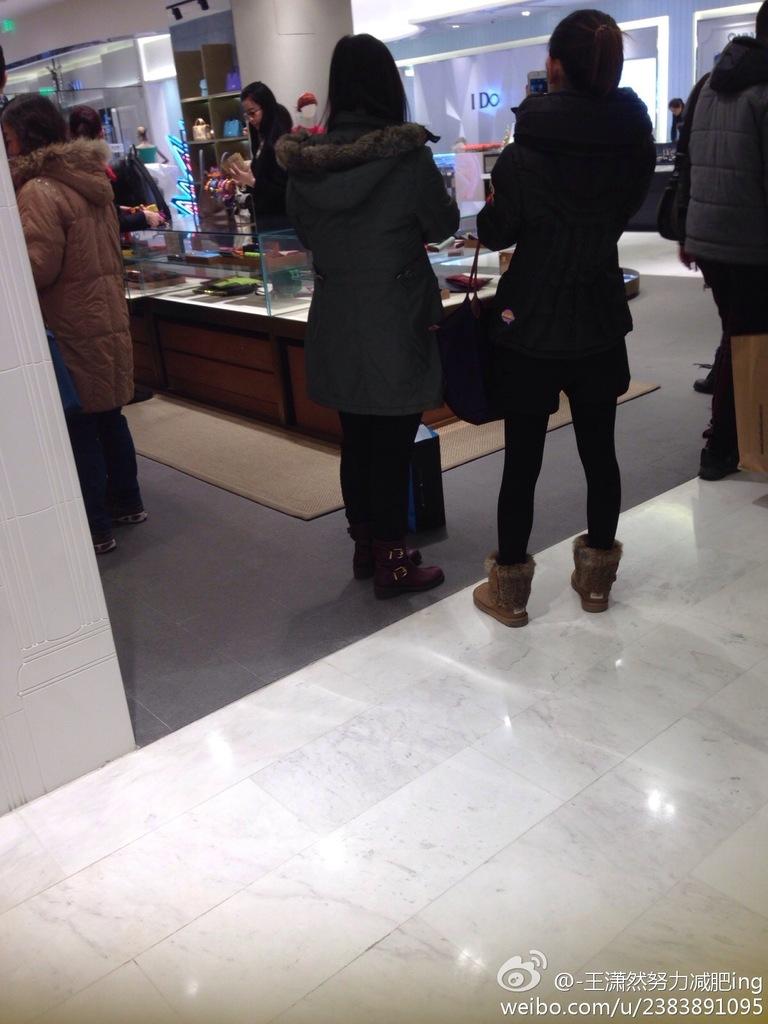 北京西单老佛爷百货