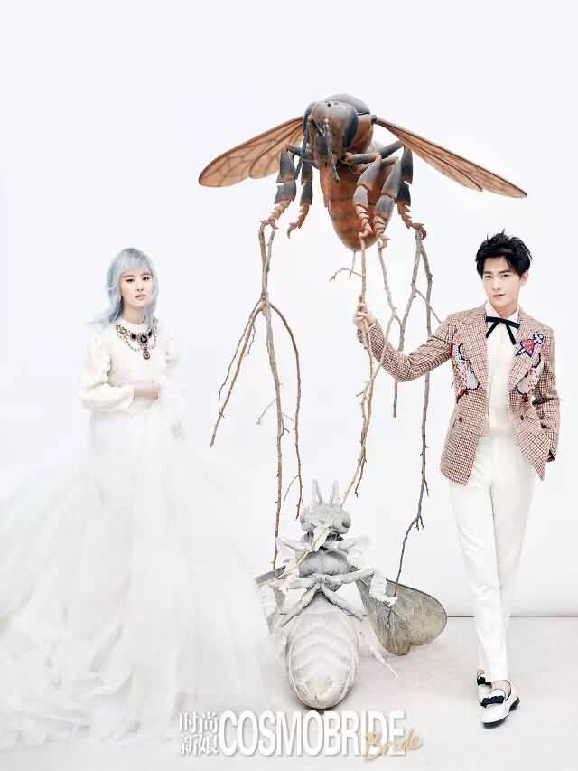 《时尚新娘》杂志文字版