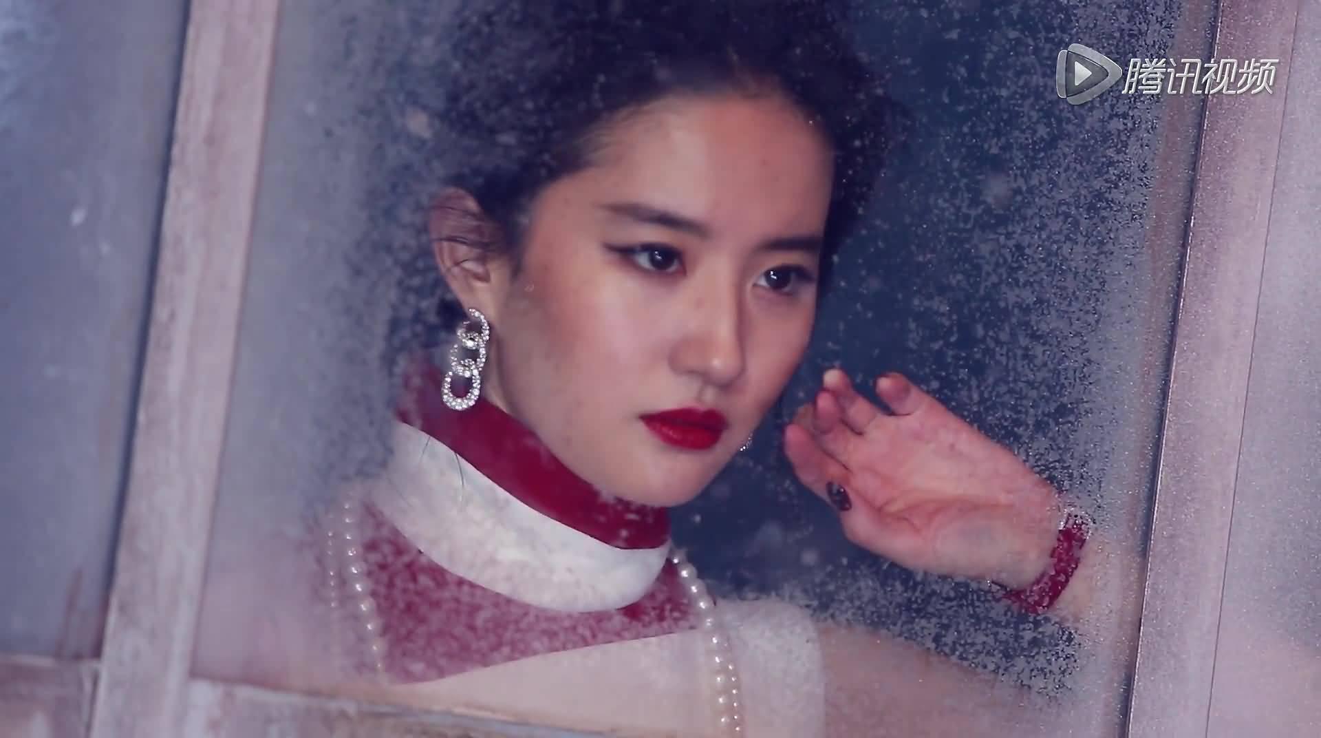 《瑞丽伊人风尚》花絮 《刘亦菲》[2015.11.25]
