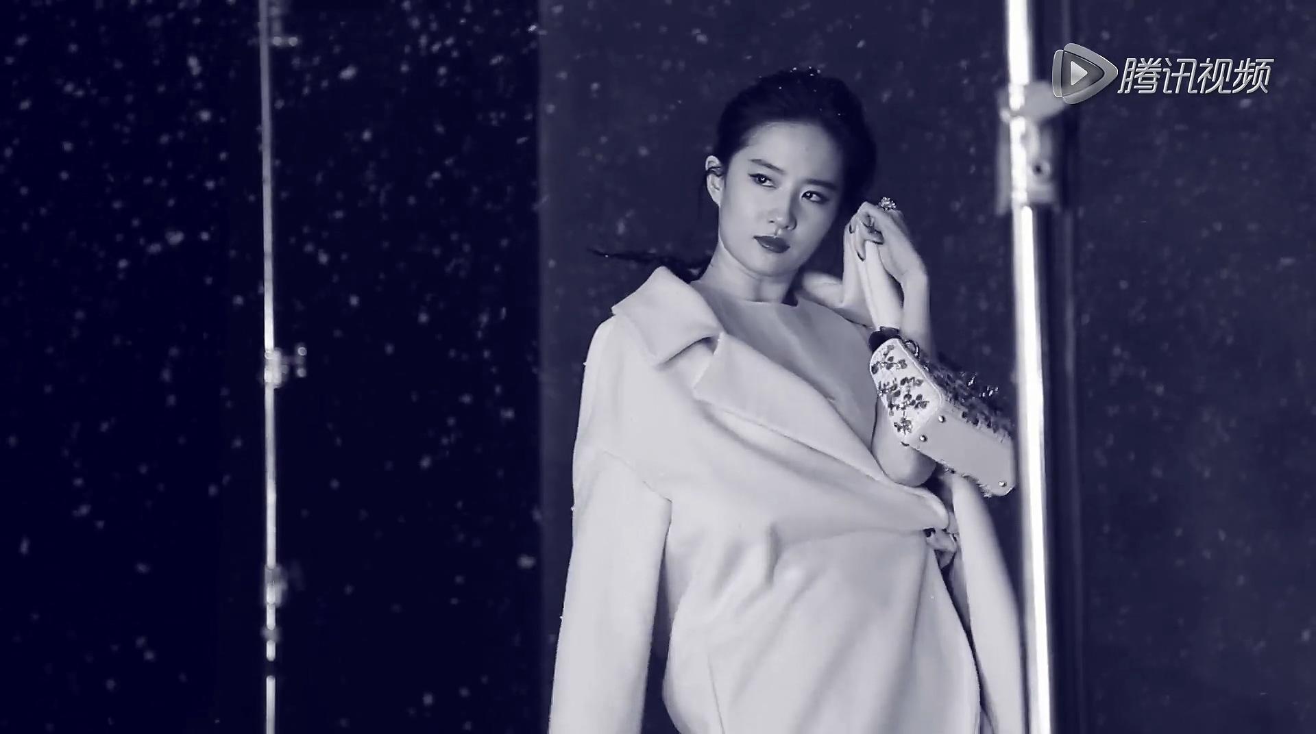 《瑞麗伊人風尚》花絮  《劉亦菲》[2015.11.25]
