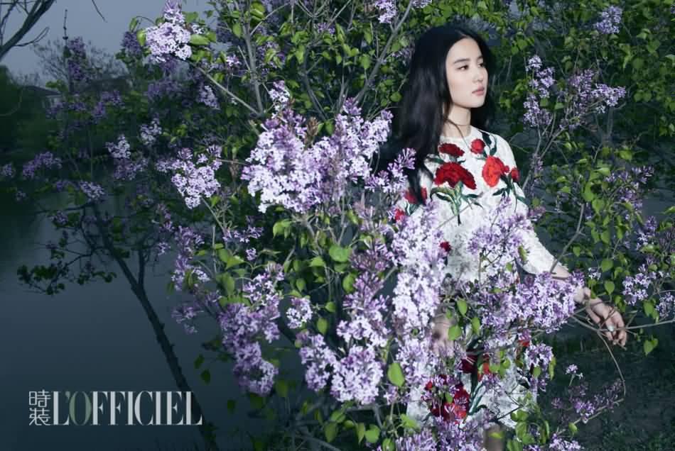 《时装L`officiel》六月刊(2015.5.27)