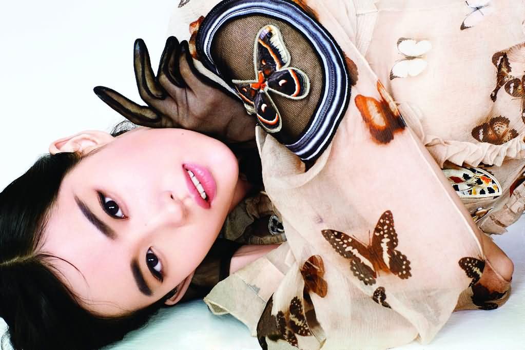 时尚芭莎BAZAAR杂志11月号