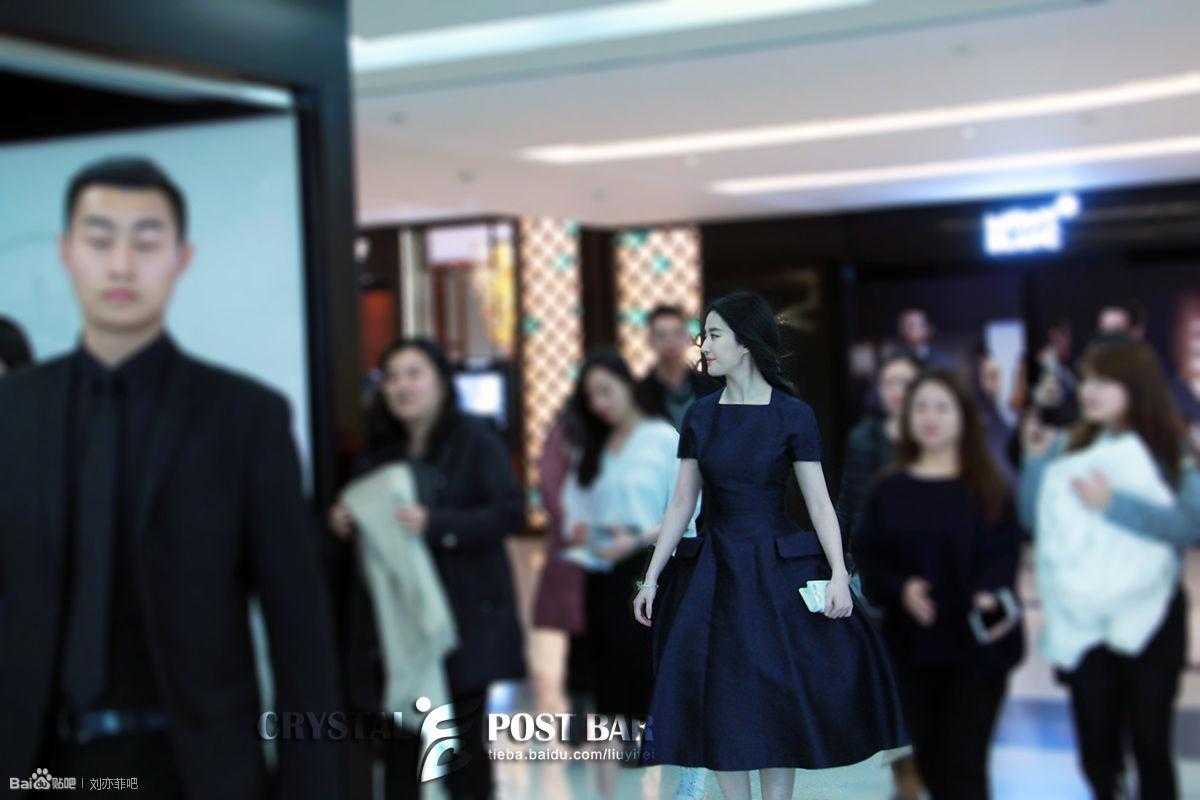 开启Dior花蜜东京之旅  《刘亦菲》[2015.11.9]