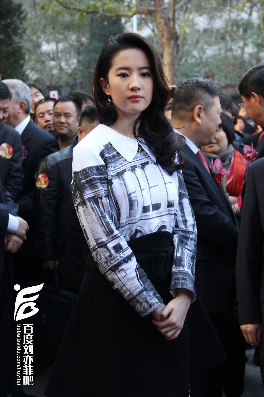 中国黄金活动  《刘亦菲》[2014.11.18]