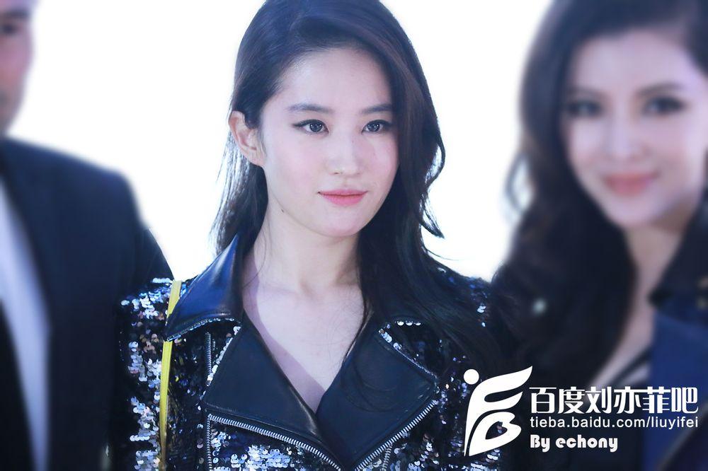 MCM北京首秀高清 《刘亦菲》[2014.11.1]