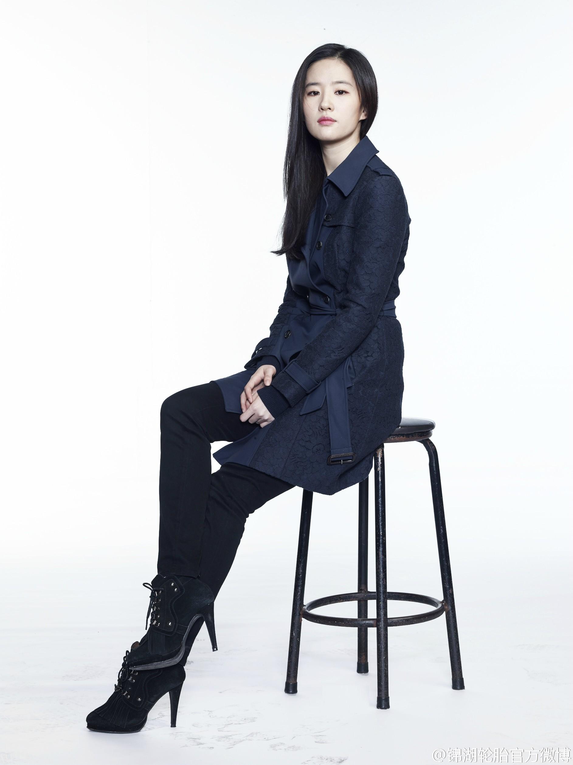 李敏镐与刘亦菲的礼服照[2014.12.26]
