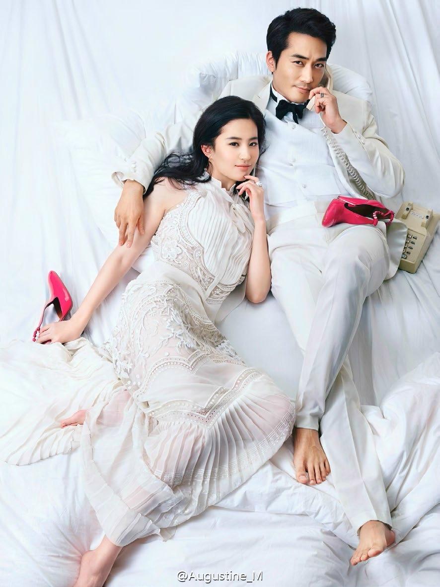 《伊周Femina》 《刘亦菲》[2015.2]