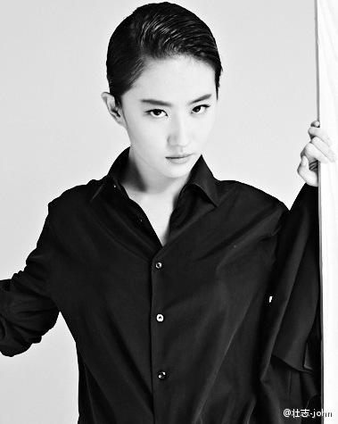 《精品購物指南》  《劉亦菲》[2014.11]