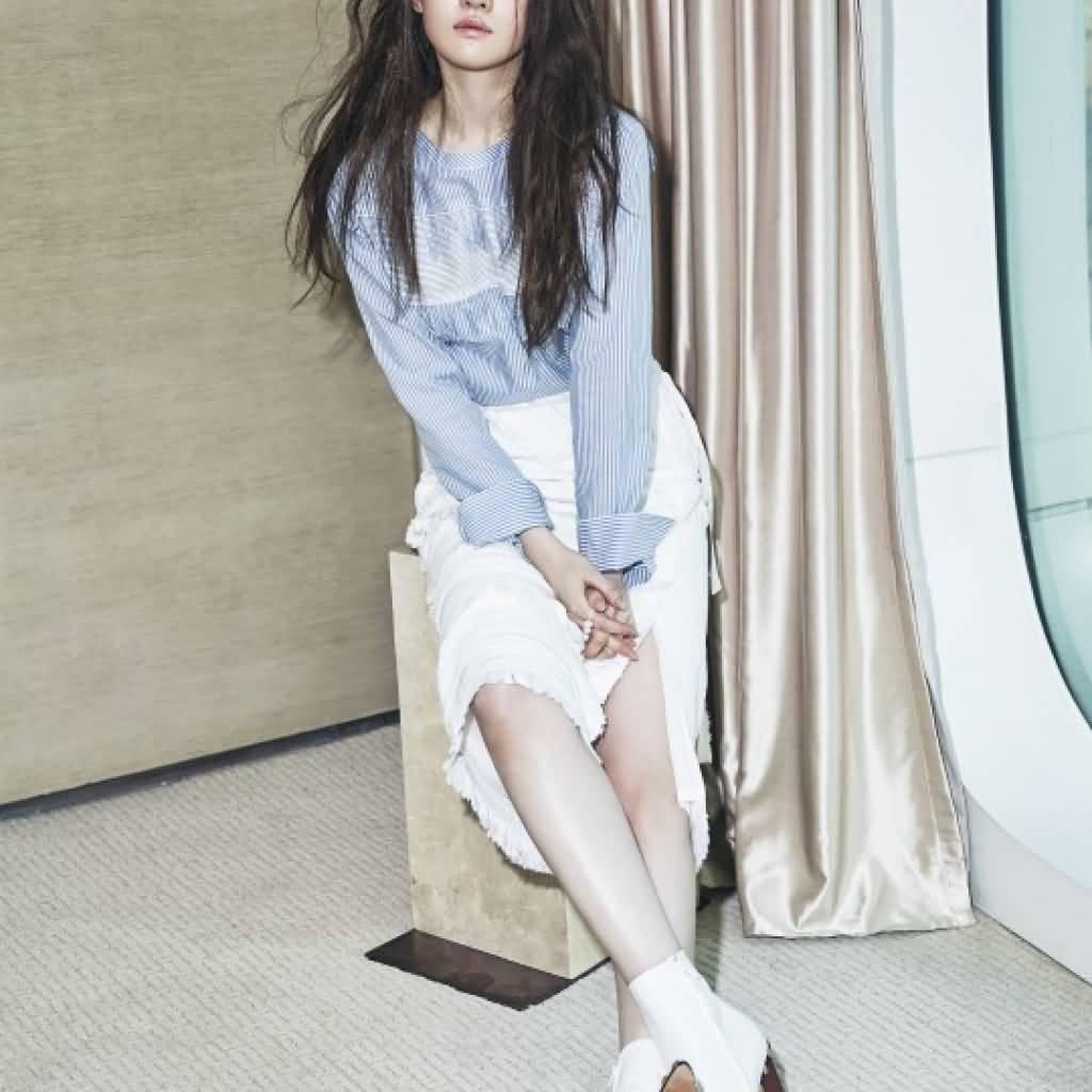 韩国Cosmo Korea杂志  《刘亦菲》[2016.3.15]
