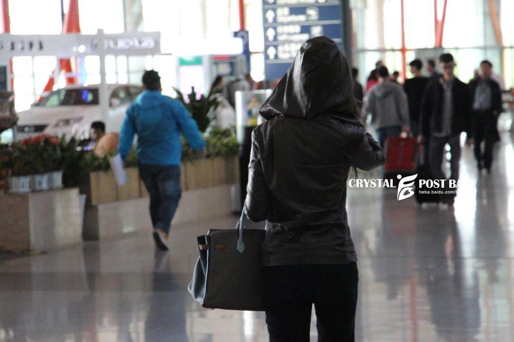維也納至北京接機  《劉亦菲》[2014.5.14]