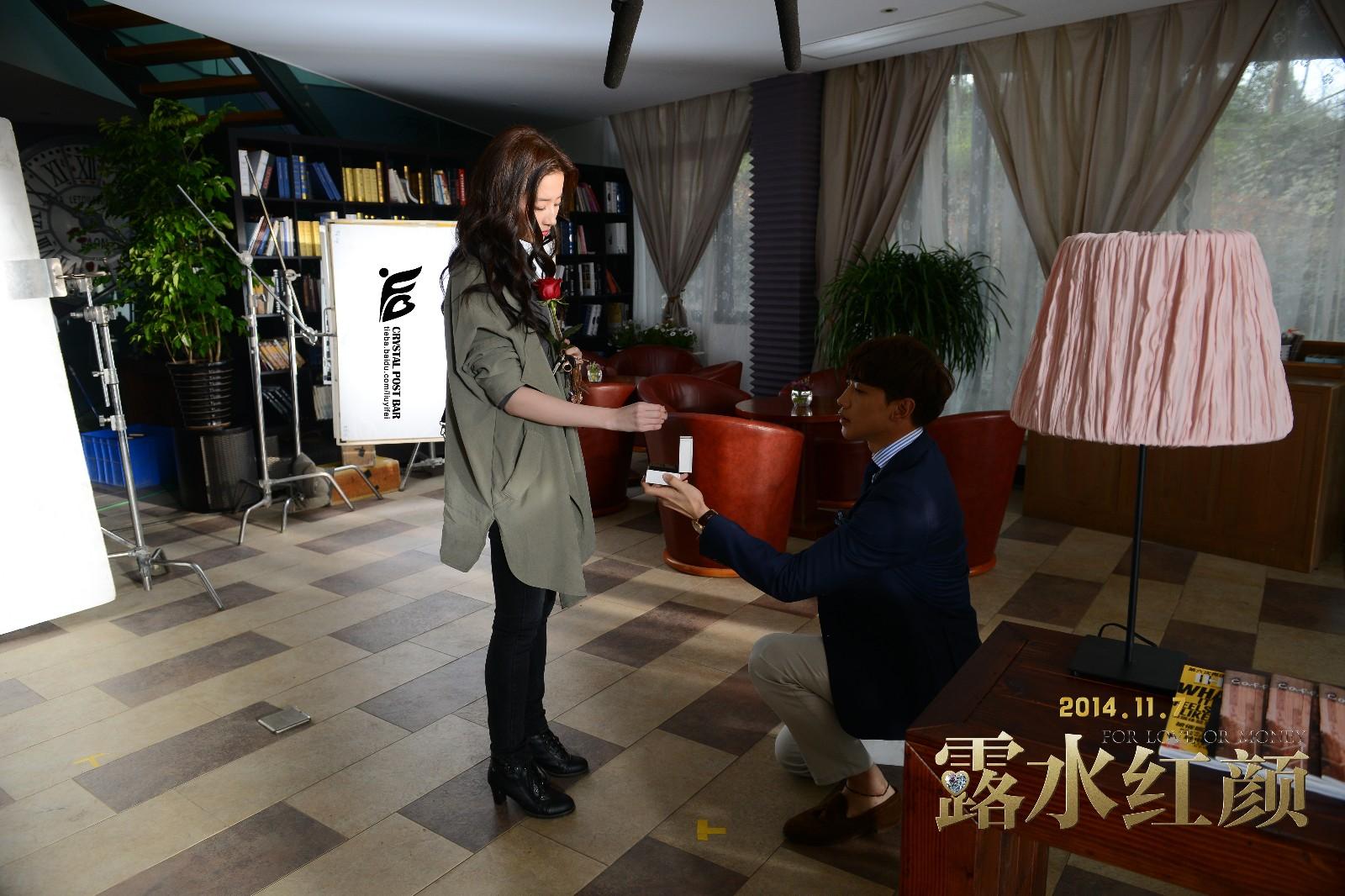 露水红颜高清剧照  《刘亦菲》[2014.11.12]