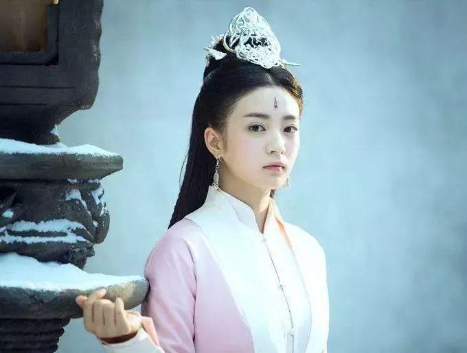 古装剧中的公主,刘亦菲灵动,林心如温婉,陈钰琪活泼-第1张图片