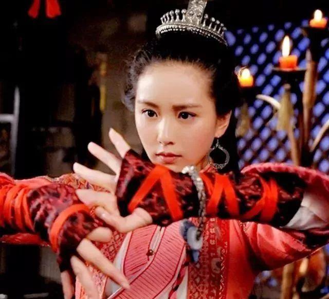 古装剧中的公主,刘亦菲灵动,林心如温婉,陈钰琪活泼-第2张图片