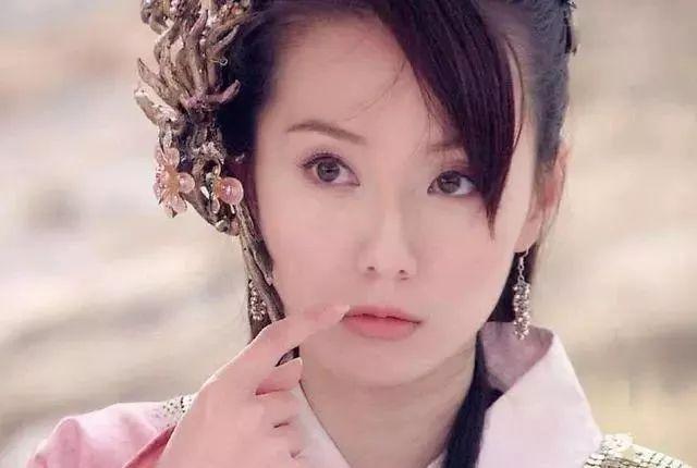 古装剧中的公主,刘亦菲灵动,林心如温婉,陈钰琪活泼-第9张图片