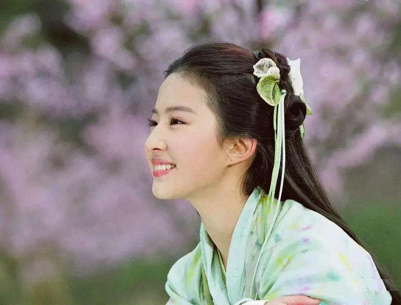 古装剧中的公主,刘亦菲灵动,林心如温婉,陈钰琪活泼-第10张图片