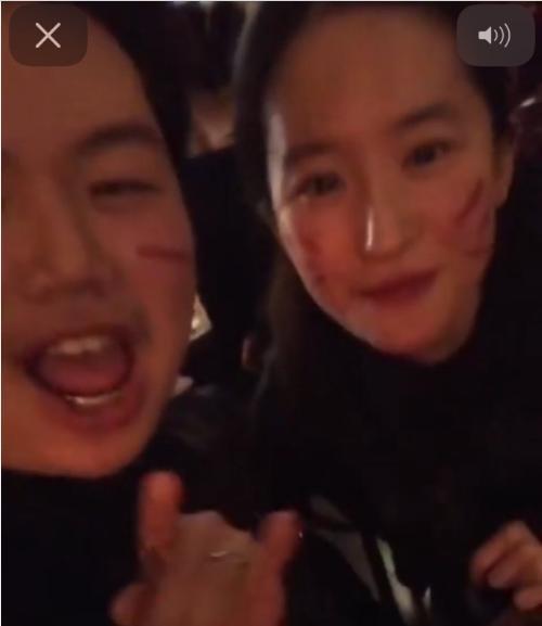 刘亦菲清瘦近照曝光,网友:这是回到小龙女了?