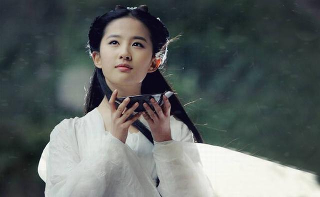 劉亦菲清瘦近照曝光,網友:這是回到小龍女了?-第6張圖片
