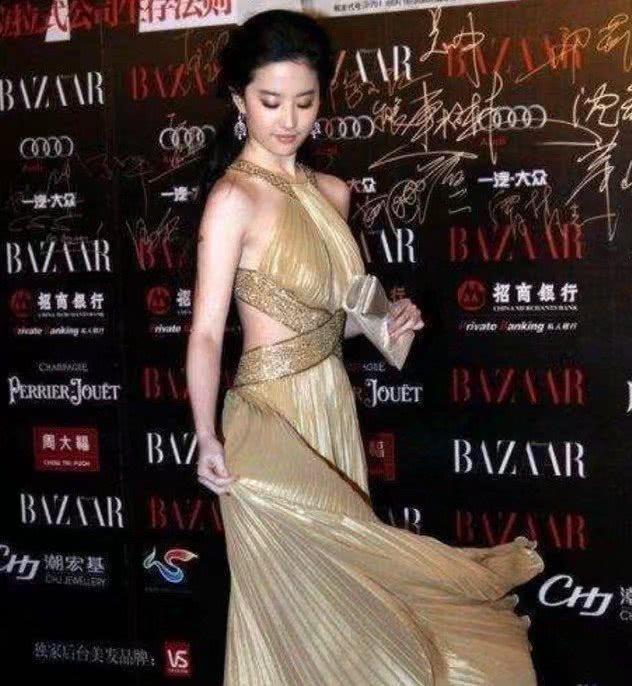 """刘亦菲不再是""""神仙姐姐"""" 现在已经""""还俗""""了!-第6张图片"""