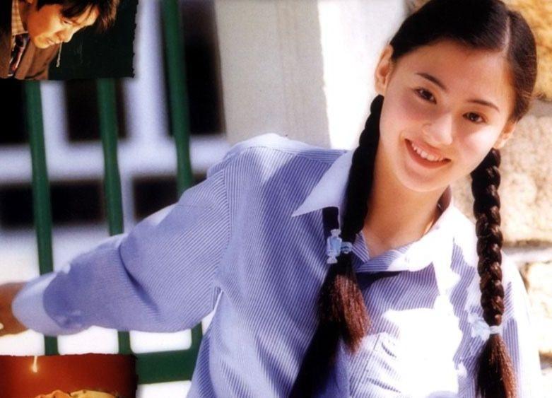 神似劉亦菲、撞臉張柏芝,被她碰瓷的明星還少嗎?-第7張圖片