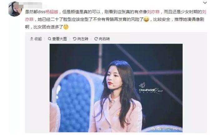 神似劉亦菲、撞臉張柏芝,被她碰瓷的明星還少嗎?-第28張圖片