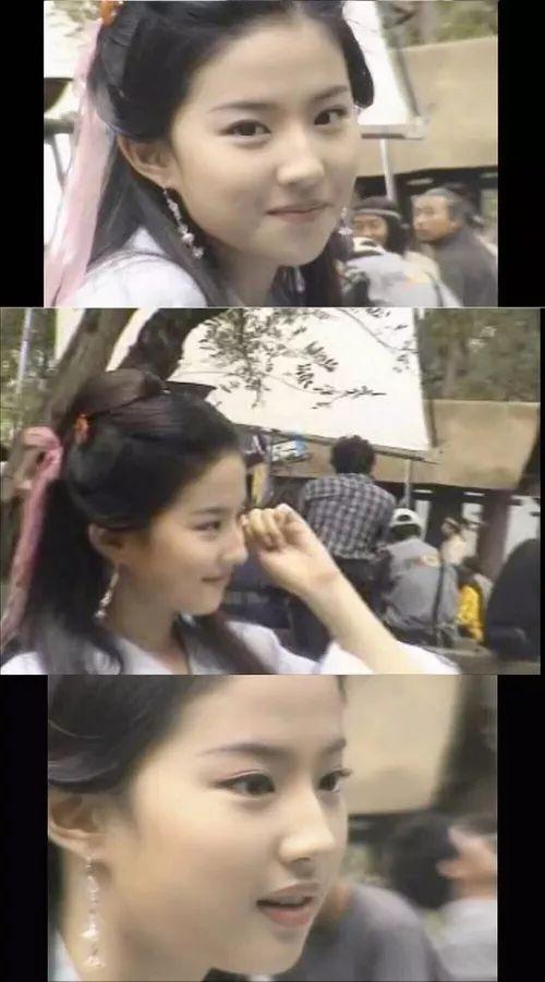 神似刘亦菲、撞脸张柏芝,被她碰瓷的明星还少吗?-第30张图片